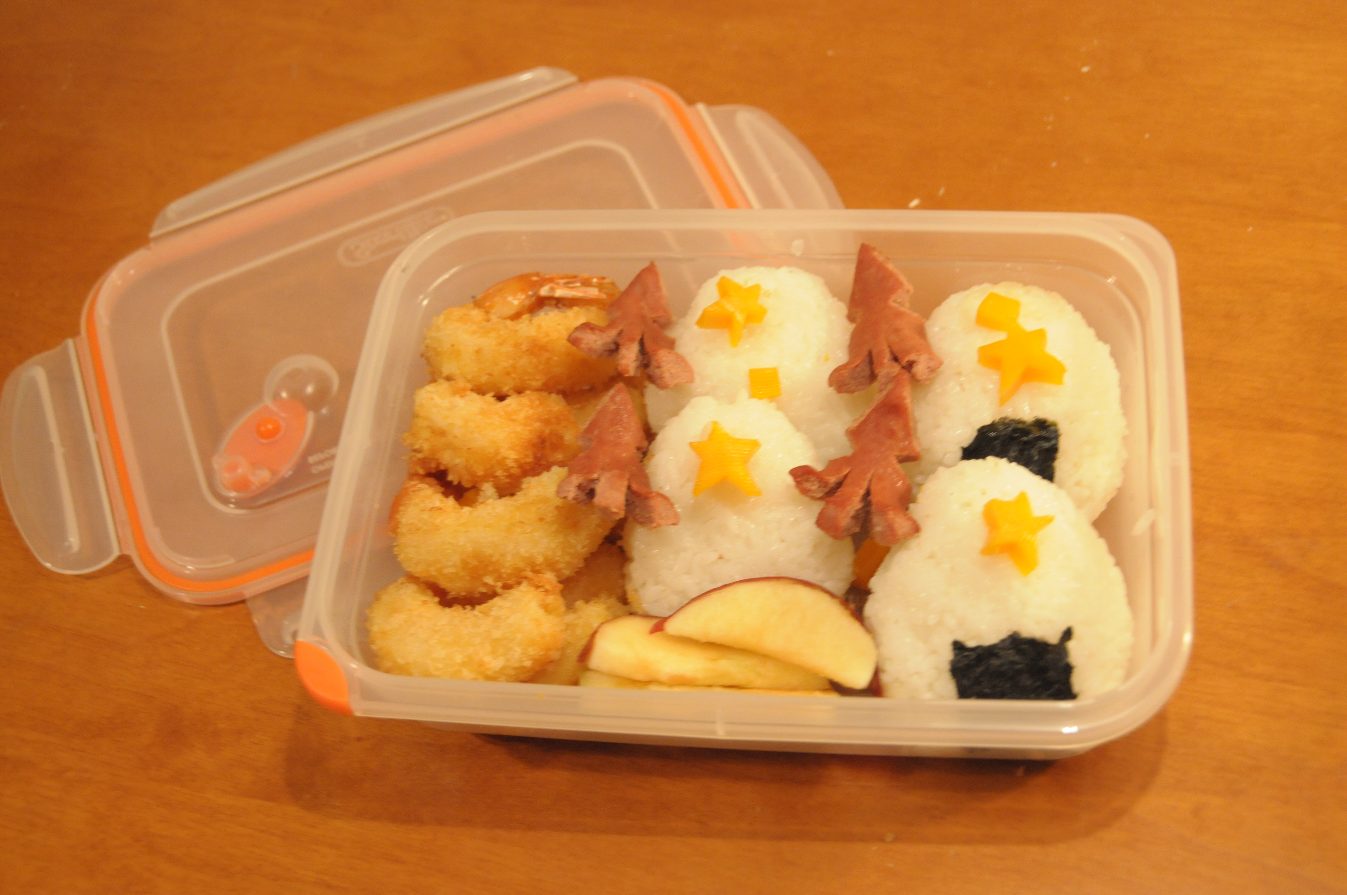 Make a Japanese Bento Lunch