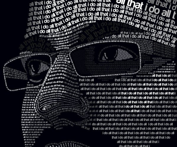 How to Create a Typographic Portrait in Illustrator