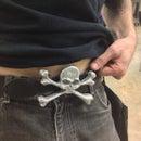 Cast Aluminum Belt Buckle