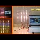 How to Make VU Meter || DIY Music Visualizer Using RGB LED Strip