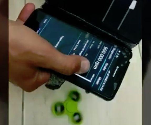 How I Used a Smartphone As a Stroboscope