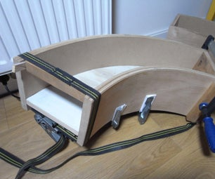 弯曲木材/中密度纤维板