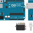Shield Ethernet Arduino, Controlar Servo y Led por internet