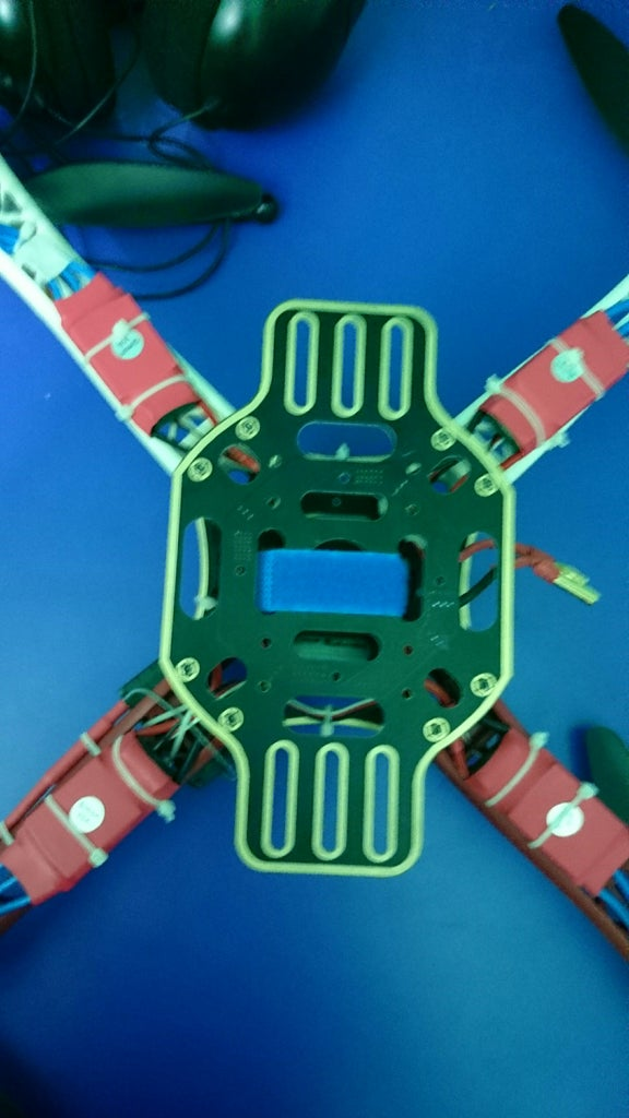 Soldering Out All the 4 ESC's
