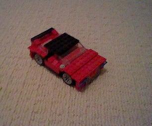 How to Make a Lego Car