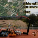 LoRa 3Km to 8Km Wireless Communication With Low Cost E32 (sx1278/sx1276) Device for Arduino, Esp8266 or Esp32