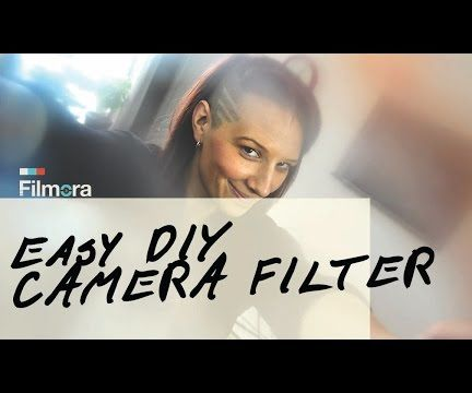 DIY Lens Filter To Create Colorful & Dreamy Video Effects for Your Movies