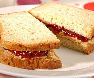 How to Make the Best PB+J Ever With a CRUNCH!