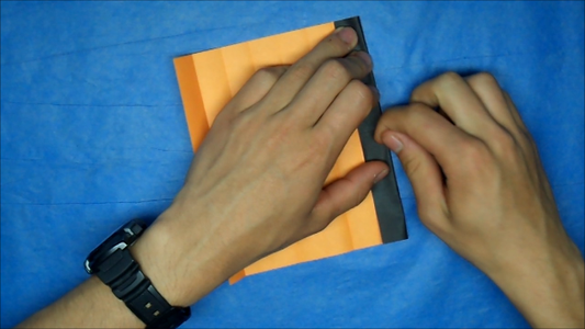 Fold an Eight by Eight Grid Part 2