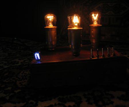 Necronomicon Lamp