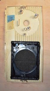 Adding the Speaker Cover and Speaker