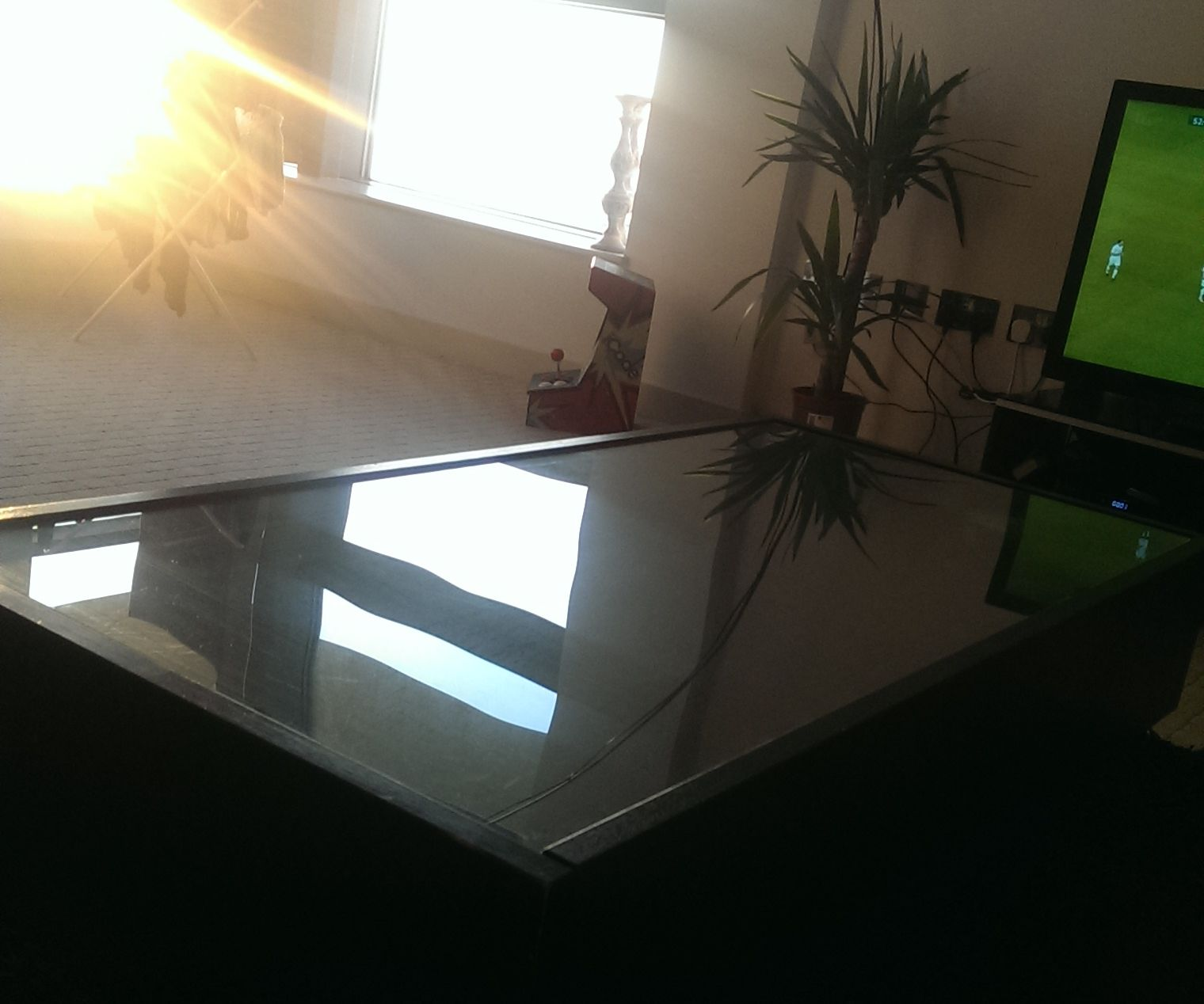 Hyperspin Arcade Coffee Table Ikea Ramvik