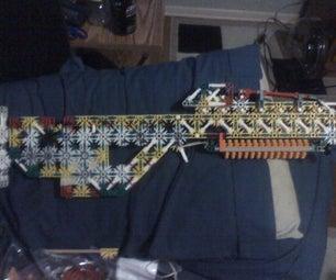 Halo Reach's MA37 Assualt Rifle