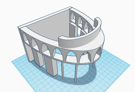 Create Opening on Sides of the Main Shape