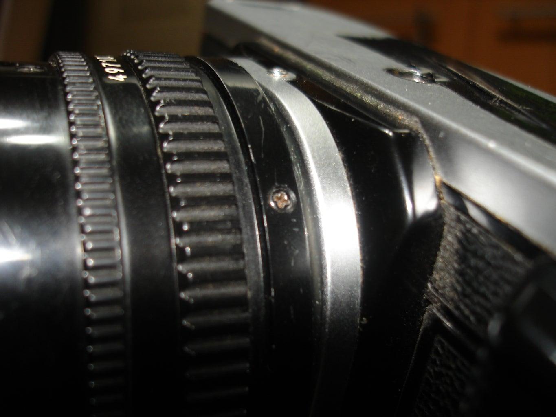Lens Sökümü