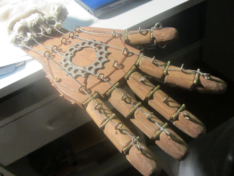 Hardware: Bottom of Hand