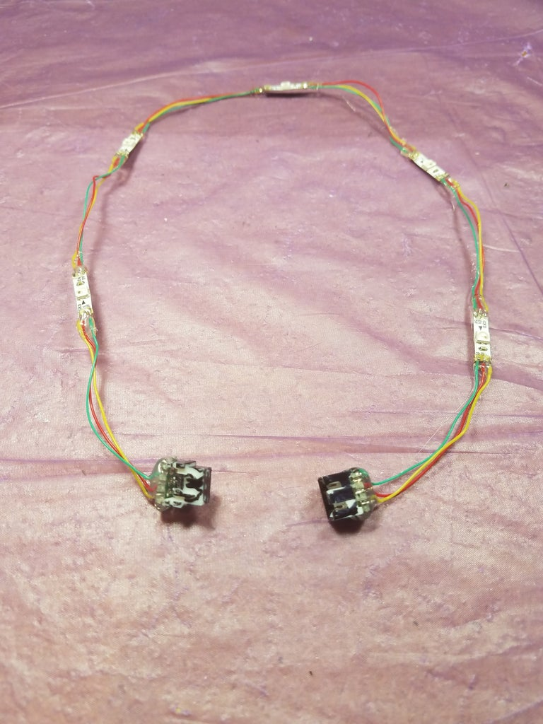 Make and Attach the Black Female JST Connector