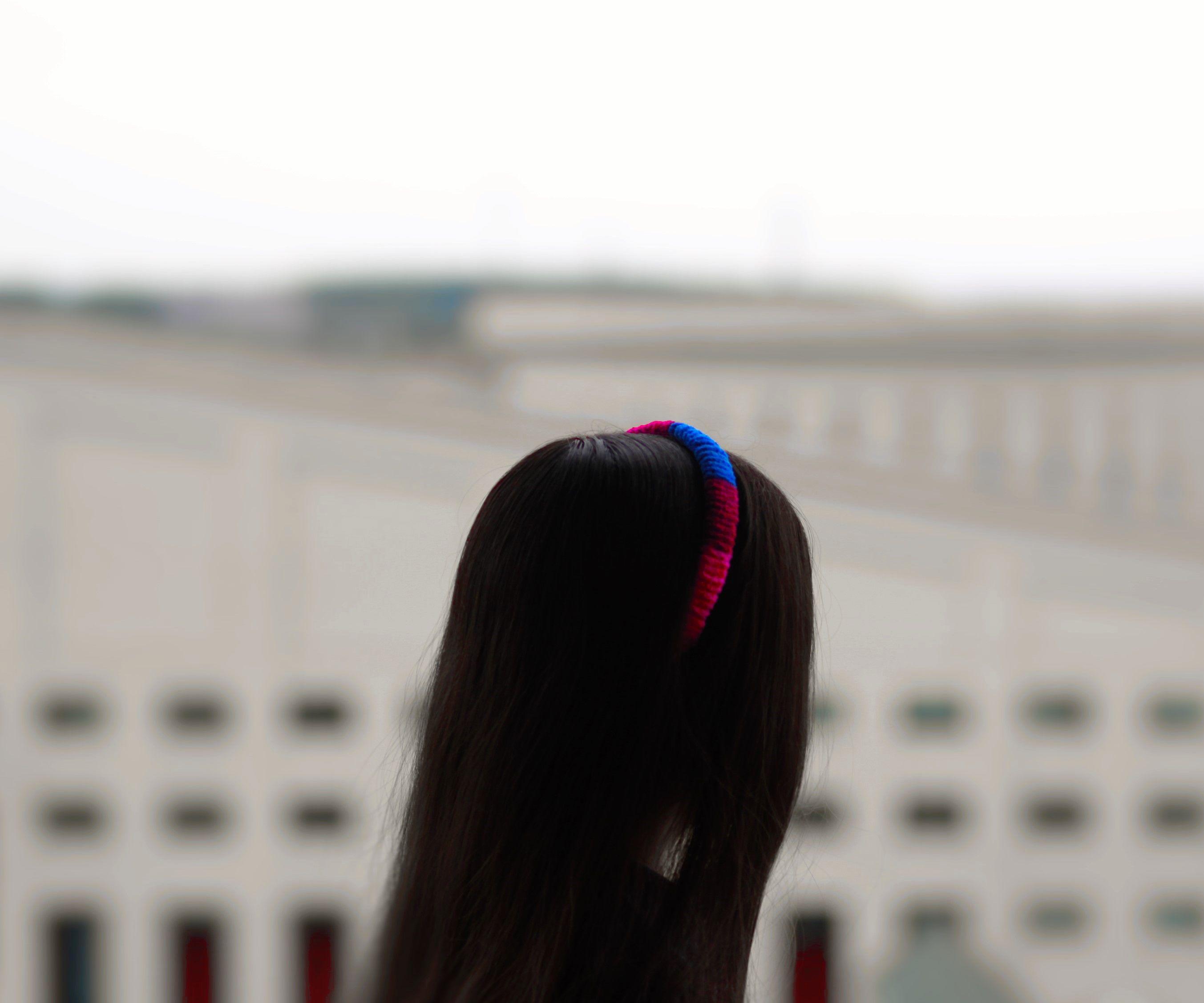 How to Make a Yarn Headband