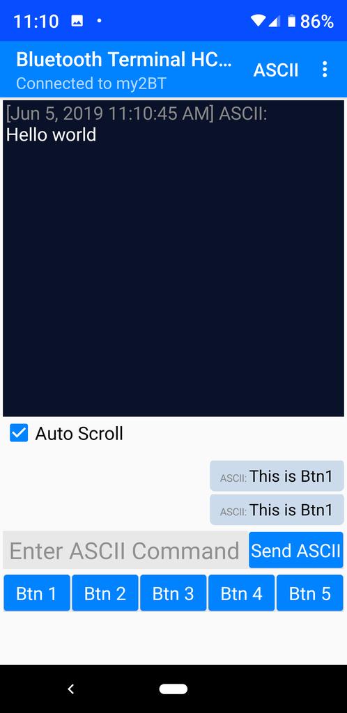 Bluetooth Testing 2