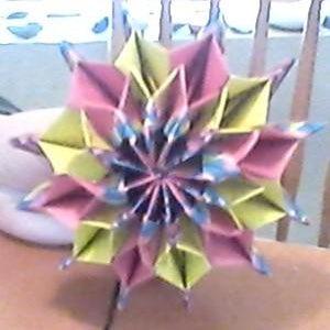 Origami Firework - Yami Yamauchi