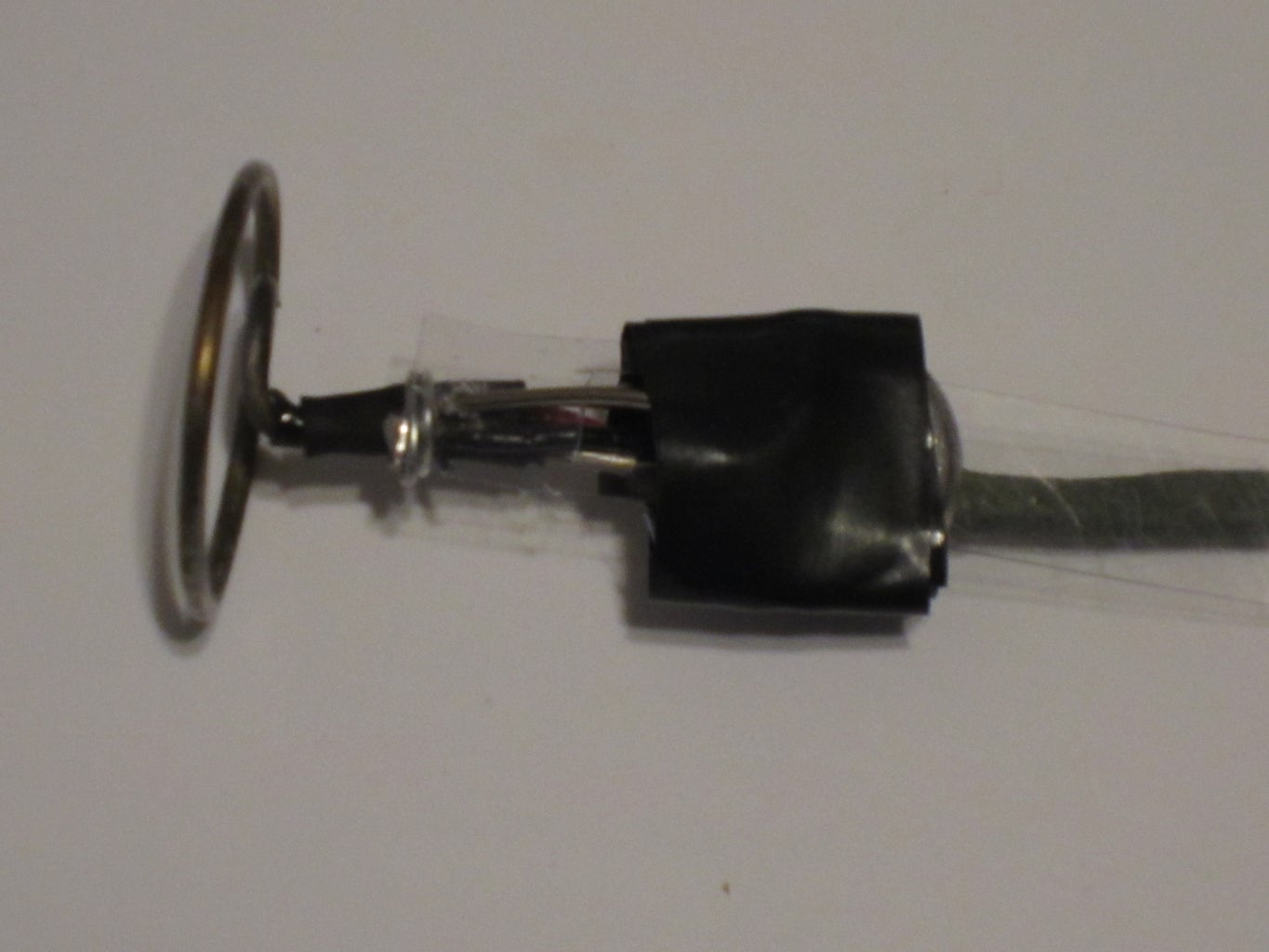 Battery and Switch