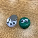 Bottle Lid Bots (easy for Kids, No Solder)