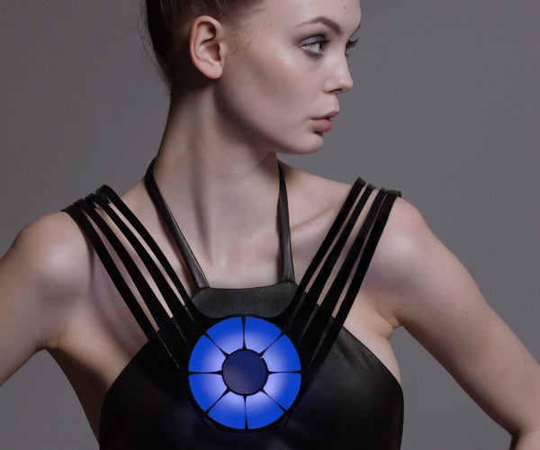 Monitor Dress - Connect Heart Signals to the IoT
