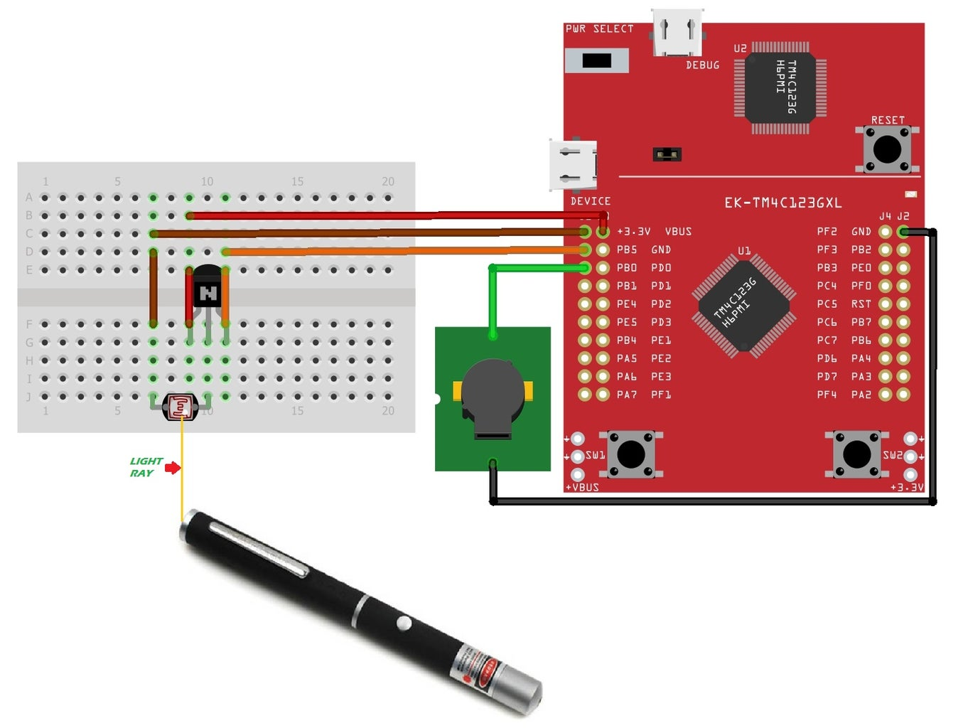 Pin-outs & Wiring