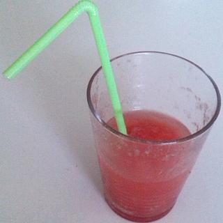 Watermelon Ice Drink