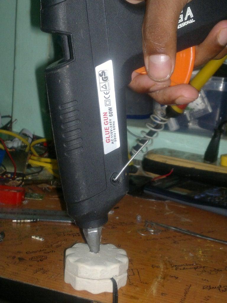 The Hot Glue Molding