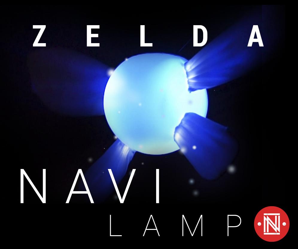 "Magical ""Legend of Zelda"" LED Lamp"