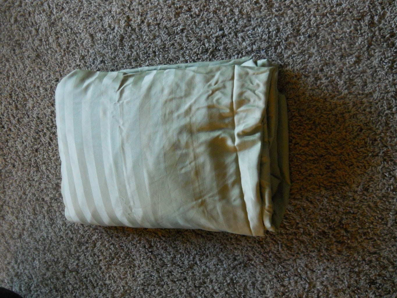 Start With the Fitted Sheet