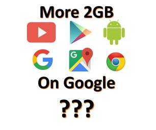 How to earn extra 2GB from Google?