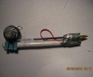 How to Make a Miniature Fishing Pole