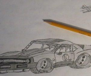 Chevy Camaro Prototype