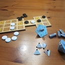 3D Printed Dice for the Royal Game of Ur