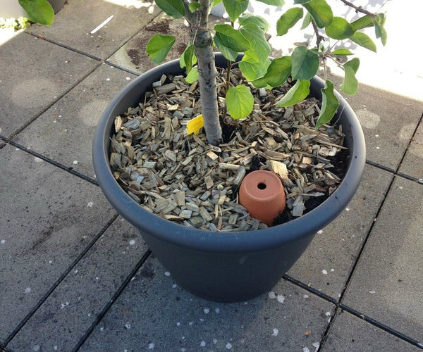 DIY Irrigation Pots - a Modern Take on an Ancient Technique