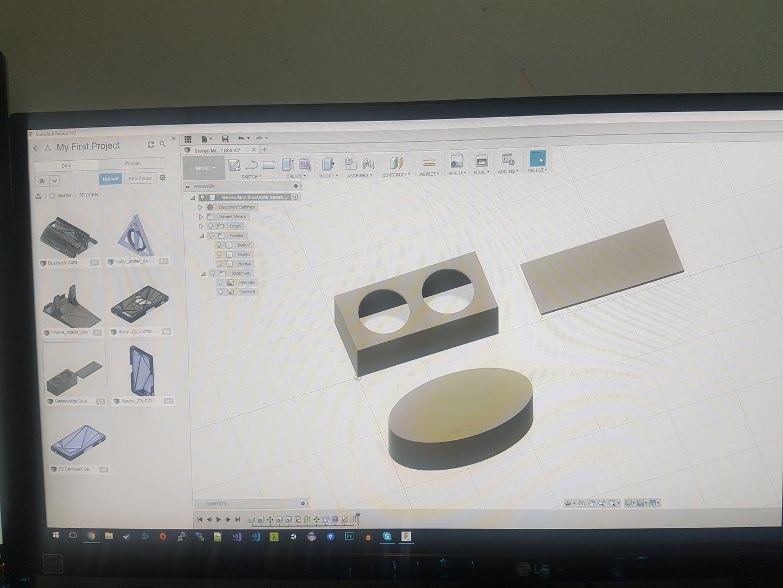Designing the Speaker Box