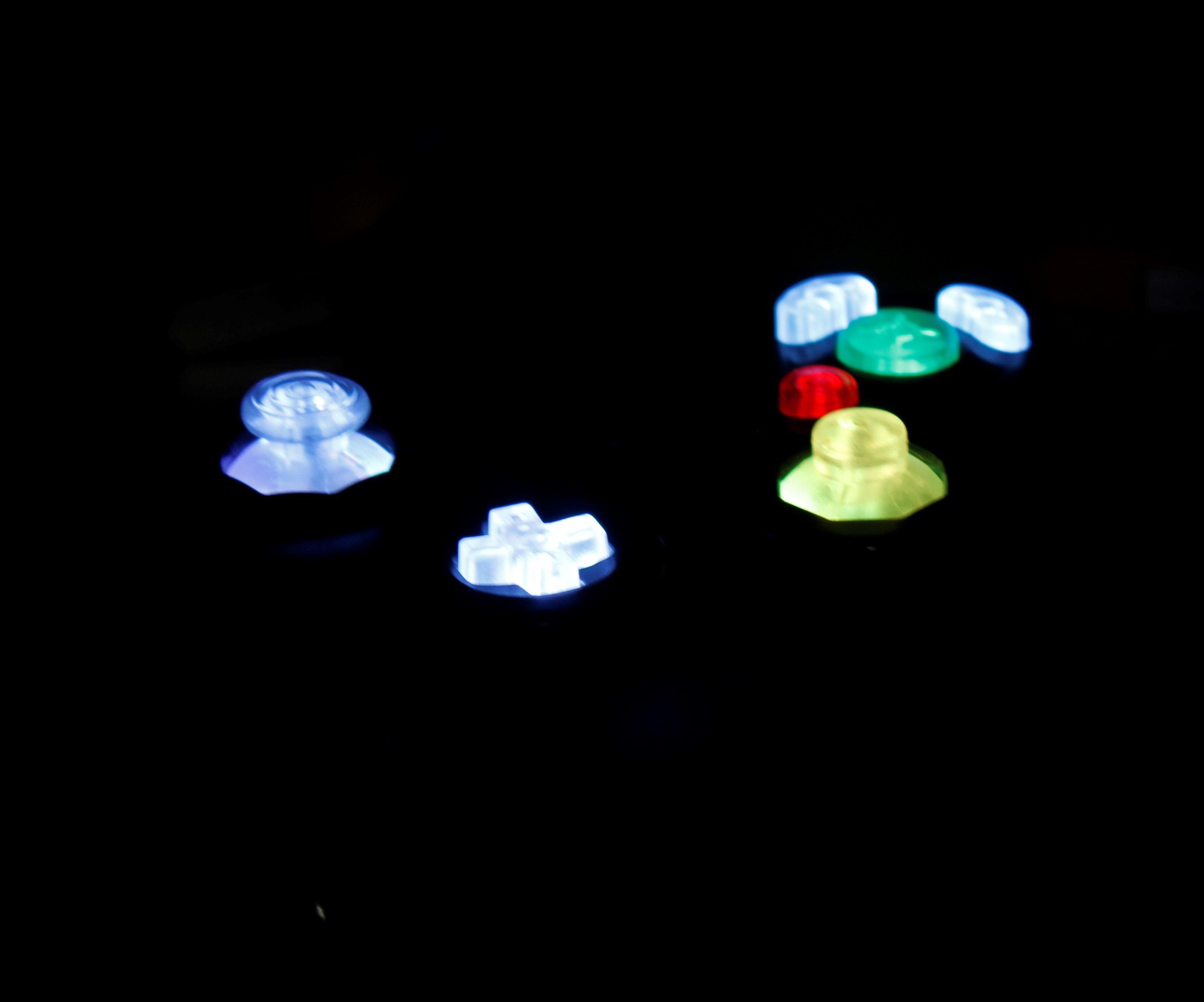 Gamecube Controller LED Mod