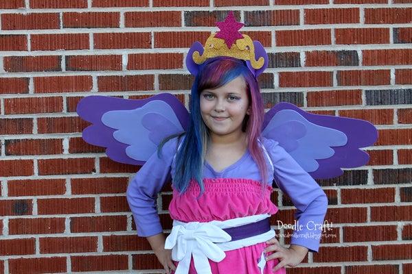 Twilight Sparkle Equestria Girls Cosplay/Costume!