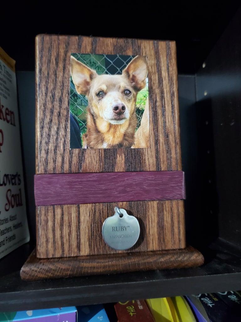 Memorial Pet Urn