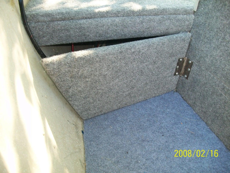 Front Casting Deck