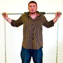$42 Static Lift Exercise Gym
