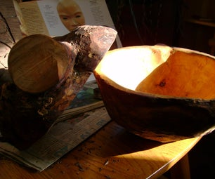 Carving a Bowl