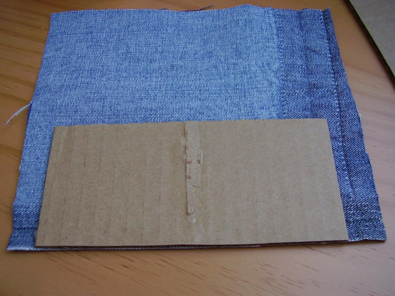 Cardboard Framing Cross-Insert
