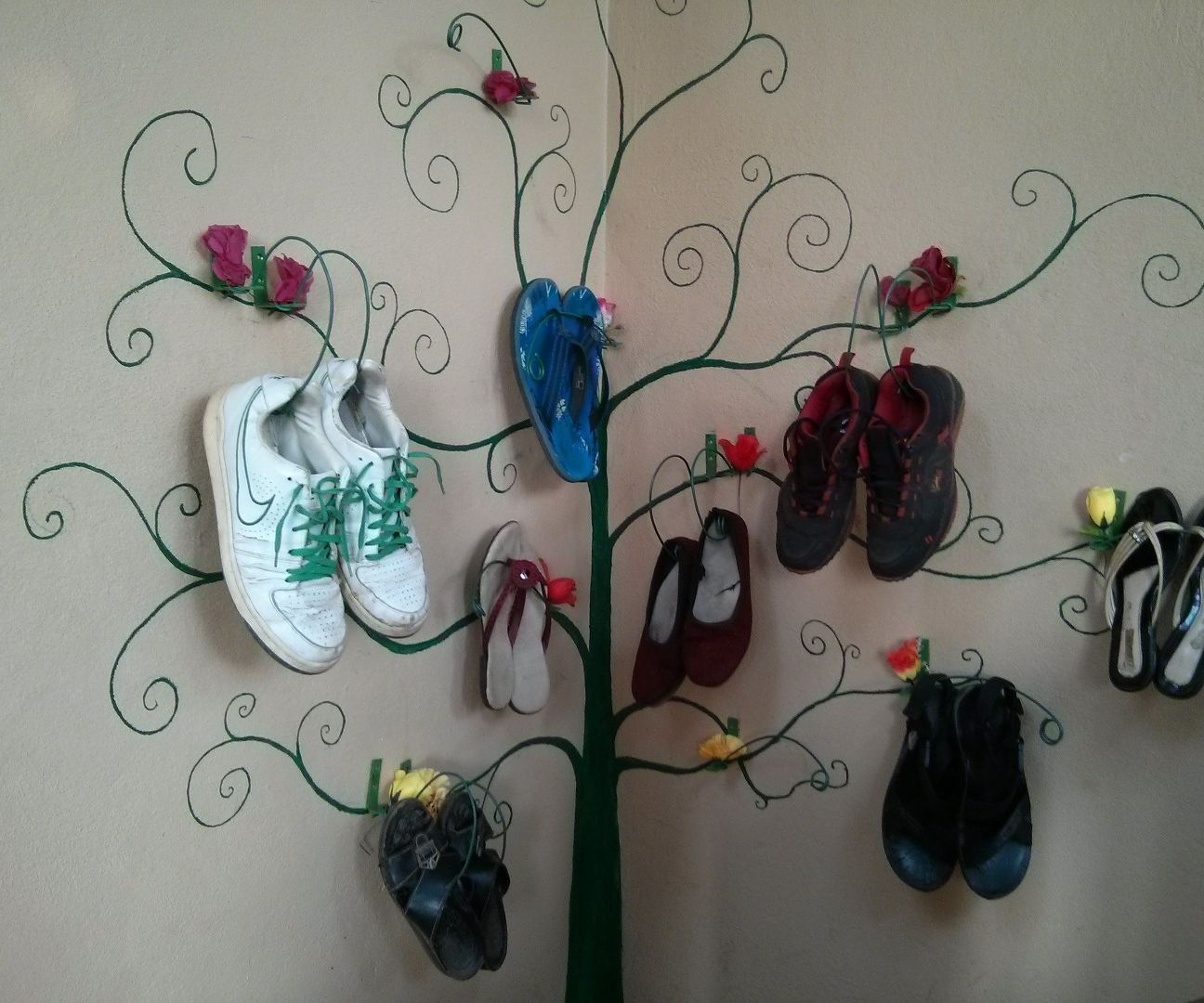 Footwear tree