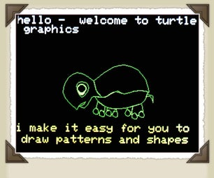 Arduino + TFT --> Turtle Graphics