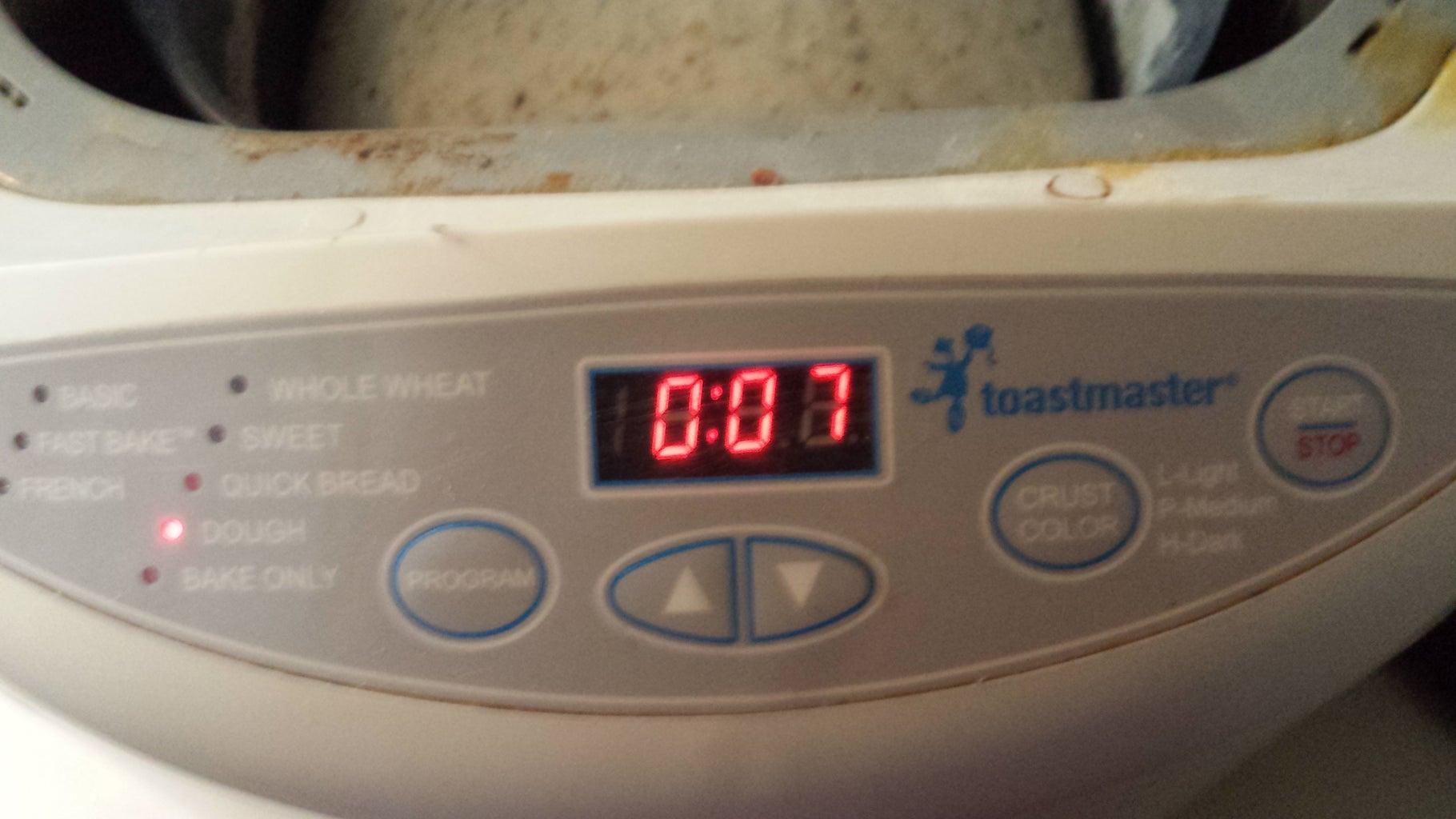 Homemade Dough Creation