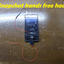 Snapchat Hands Free Hack