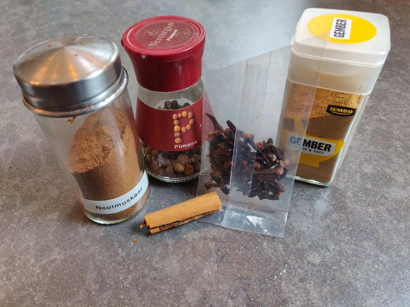 'Speculaas' Spice Mix